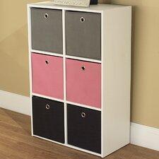 Storage Case with 6 Bins
