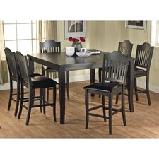 Verano 7 Piece Counter Height Dining Set
