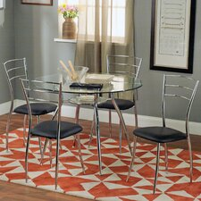 Mabel 5 Piece Dining Set