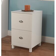 Bradley 2 Drawer Filing Cabinet