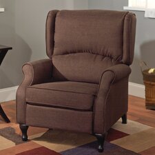 Small apartment size recliners wayfair for Addin chaise recliner