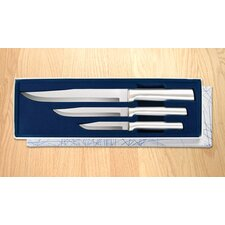 3 Piece Housewarming Knife Gift Set