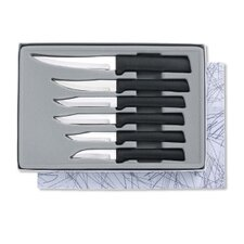 6 Piece All Star Paring Knife Gift Set