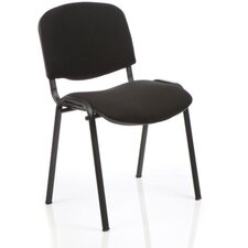Stackable Office Reception Visitor Chair (Set of 4)