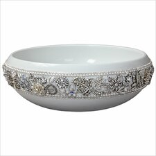 Jeweled Bathroom Sink