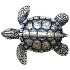 "Small Turtle 1.5"" Pop-Up Bathroom Sink Drain"