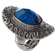 Austrian Crystal Stretch Ring