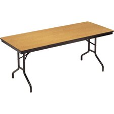 <strong>AmTab Manufacturing Corporation</strong> Plywood Core Folding Table