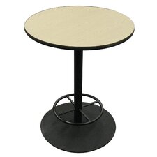 Round Base Pedestal Table