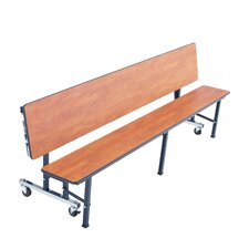 Mobile Convertible Bench