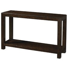 <strong>Reual James</strong> Bourbon Console Table