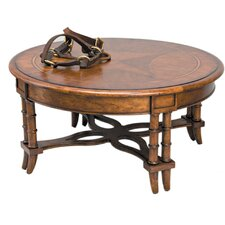 <strong>Reual James</strong> Windsor Coffee Table