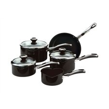 Select Advantage 8 Piece Stainless Steel Cookware Set