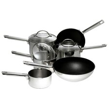 <strong>Meyer</strong> 6 Piece Cookware Set