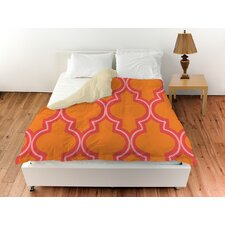 Ogee Dots Duvet Cover