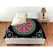 Boho Medallion Square Duvet Cover
