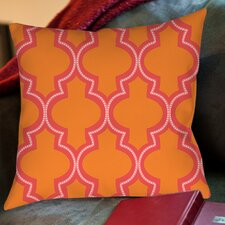 Ogee Dots Printed Pillow