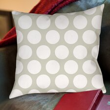 Amina Polka Dot Printed Pillow