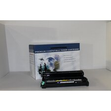 Brother Reman Drum, 12000 Page Yield, Black