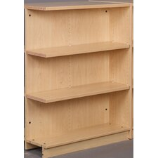 "Library 47"" Adder Single Face Shelf Bookcase"