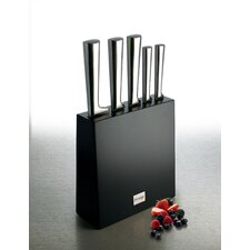 <strong>Prestige</strong> 6 Piece Knife Block Set