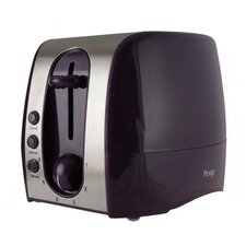 Synergy 2 Slice Toaster in Plum