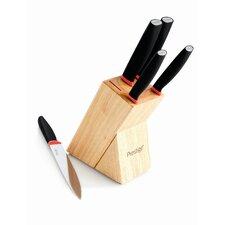 Create 6 Piece Knife Block