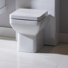 Q60 Soft Close Toilet Seat in White