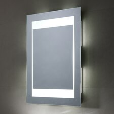 Transform Backlit Mirror
