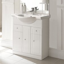 Aspen Countertop Basin in White