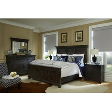 <strong>Accentrics by Pulaski</strong> Kentshire Panel Bedroom Collection