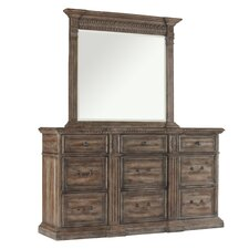 Arabella 9 Drawer Dresser