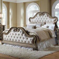 Arabella Panel Bed