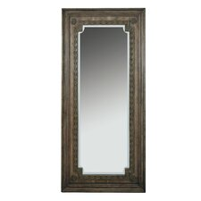 "<strong>Accentrics by Pulaski</strong> 82"" H x 38"" W Avignon Floor Mirror"