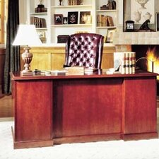 "Legacy 72"" Single Pedestal Executive Desk"