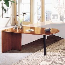 "<strong>High Point Furniture</strong> Forte 29"" H x 72"" W Peninsula Desk"