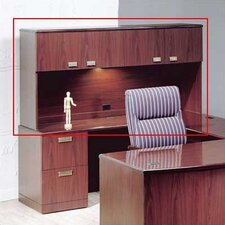 "<strong>High Point Furniture</strong> Vitality 36.5"" H x 71"" W Desk Hutch"