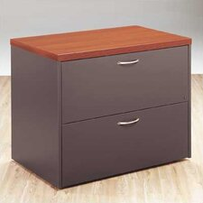 <strong>High Point Furniture</strong> Atlas Two-Drawer Lateral File