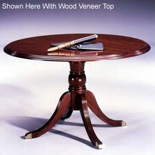 "Legacy Traditional 48"" Round 4-Footed Pedestal Table"