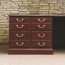 <strong>High Point Furniture</strong> Bedford Twin Pedestal Credenza