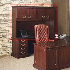 "<strong>High Point Furniture</strong> Bedford 48"" H x 72"" W Desk Hutch"