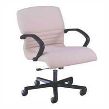 <strong>High Point Furniture</strong> 1200 Series Mid-Back Office Armchair
