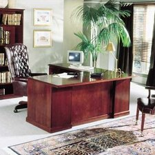<strong>High Point Furniture</strong> Legacy L-Shaped Executive Workstation