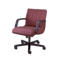 <strong>High Point Furniture</strong> Mid-Back Managerial Chair