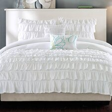 <strong>Intelligent Design</strong> Waterfall Comforter Set