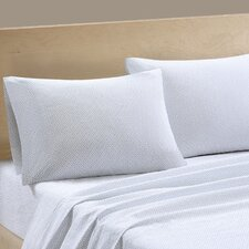 Diamond 200 Thread Count Cotton Sheet Set