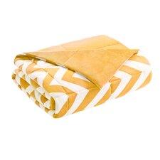 Chevron Polyester Throw Blanket