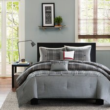 Daryl 4 Piece Comforter Set