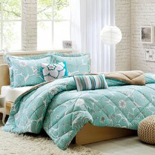 Molly 4 Piece Comforter Set