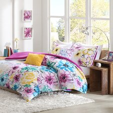 Olivia 5 Piece Full / Queen Comforter Set